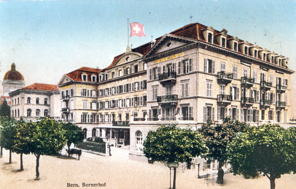 Bernerhof, drawing